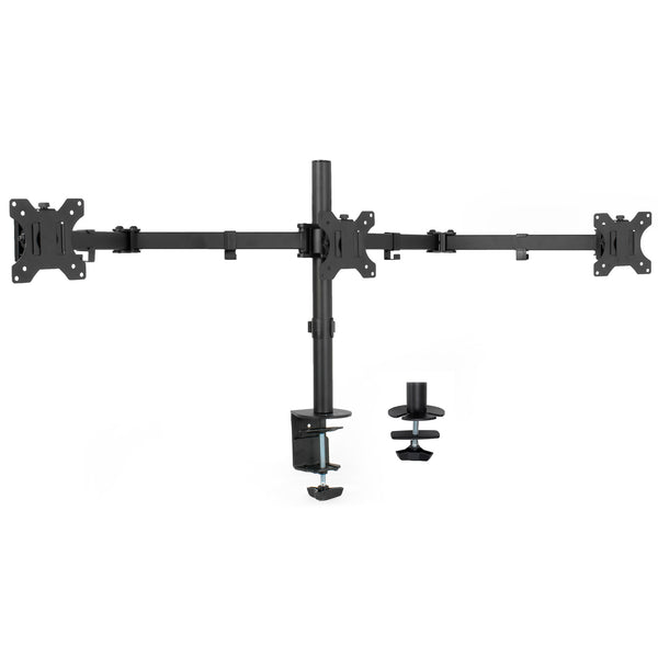 STAND-V003Y <br><br>Triple Monitor Desk Mount