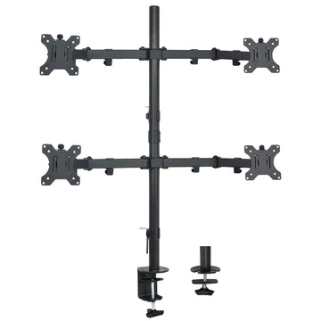 STAND-V004 <br><br>Quad Monitor Desk Mount
