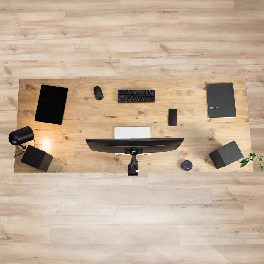 STAND-V101A<br><br>Single Monitor Desk Mount