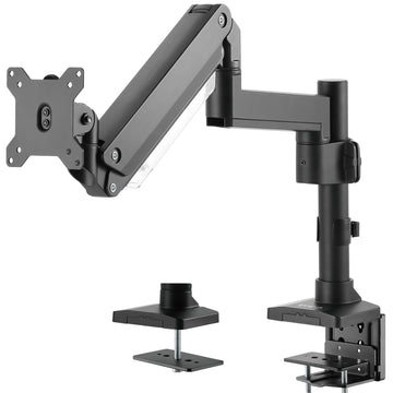 STAND-V101GT<br><br>Pneumatic Arm Single Monitor Desk Mount