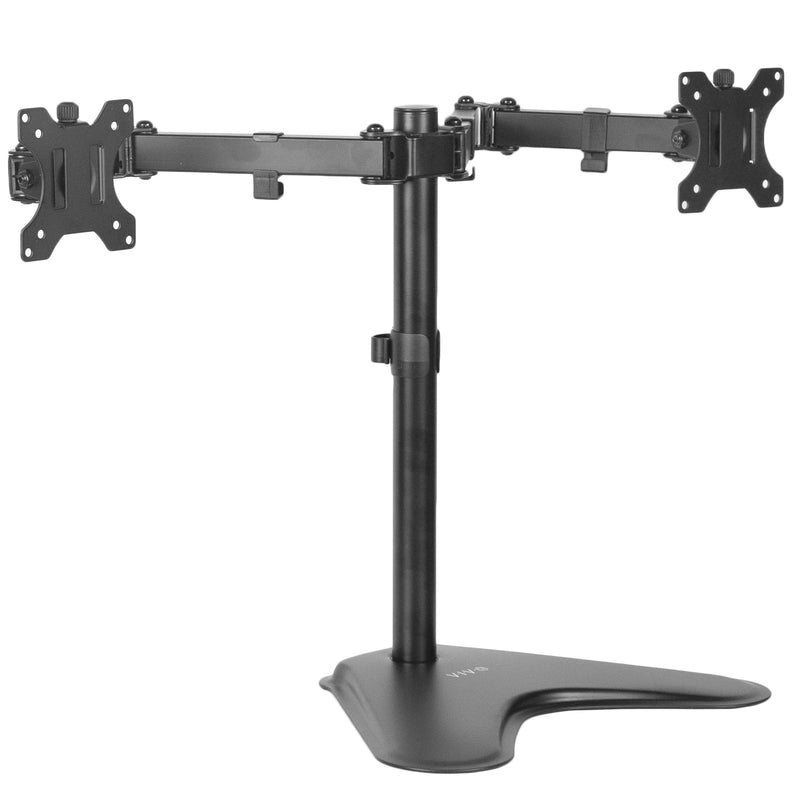 STAND-V102F<br><br>Dual Monitor Desk Stand