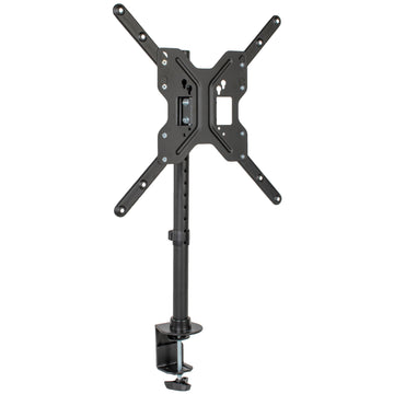 STAND-V155C <br><br>Single Wide Screen TV Desk Mount