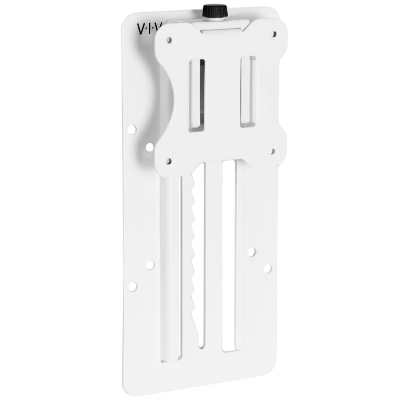 STAND-VAD3W<br><br>White Height Adjustable VESA Adapter