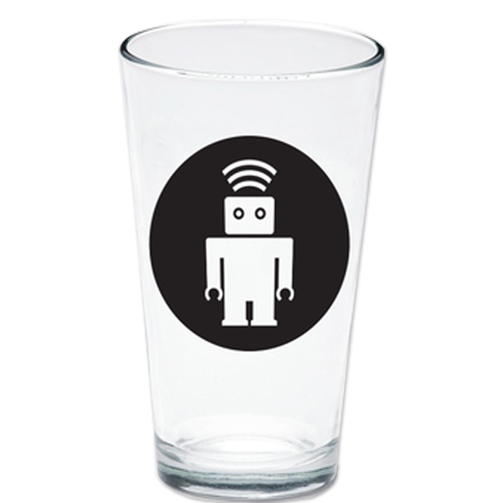thoughtbot Ralph Pint Glass