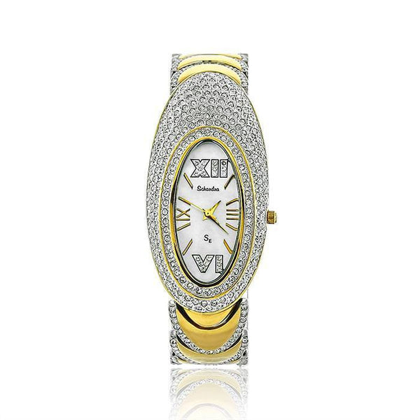 Swarovski Crystal Schandra Watch