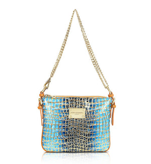 Teal-Turquoise-Designer-Leather-Crossbody-Handbag