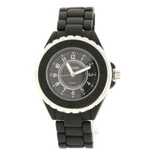 Black Classic Fashion Watch