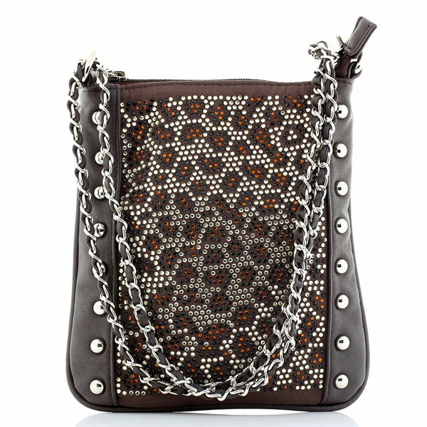 Night on the Town Rocsktar Bag (Leopard)