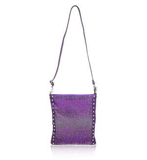 4-Way Fold-Over Rockstar Bag (Purple)