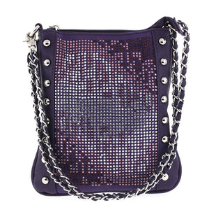 Night on the Town Rockstar Bag (Purple)