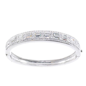 Swarovski Crystal Bangle Bracelet