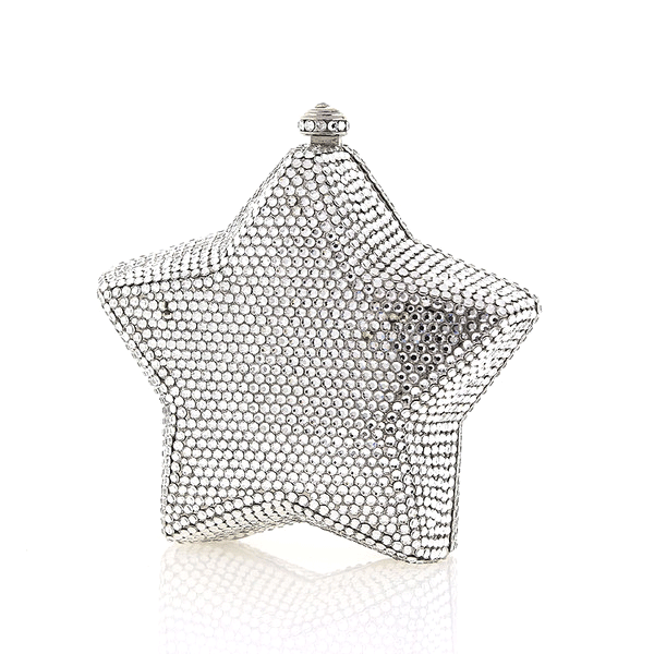 Swarovski Crystal Star Evening Clutch