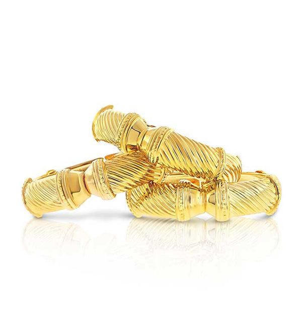 braided point gold 6 piece pack