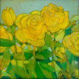 Yellow Roses - original