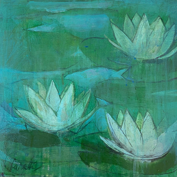 Water Lily - original