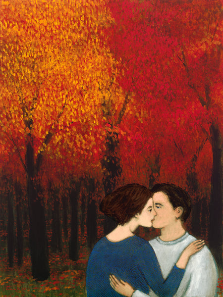 Lovers in the Fall