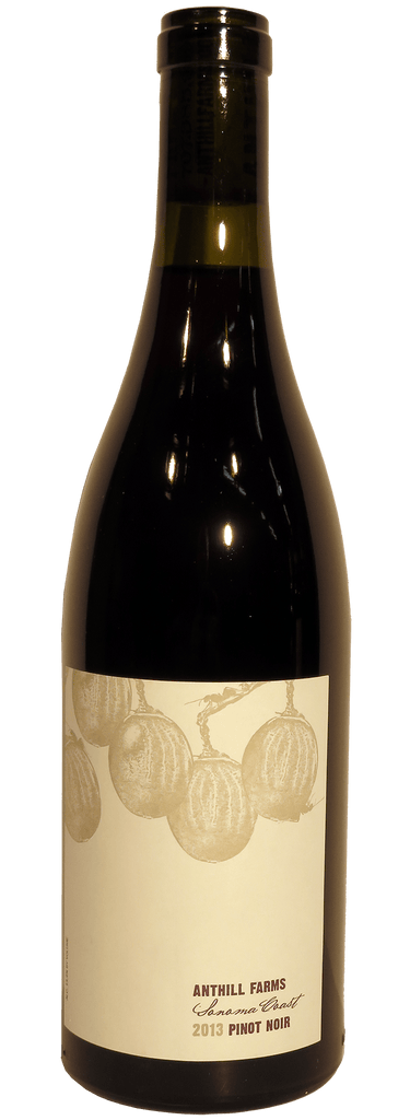Anthill Farms Sonoma Coast Pinot Noir 2013