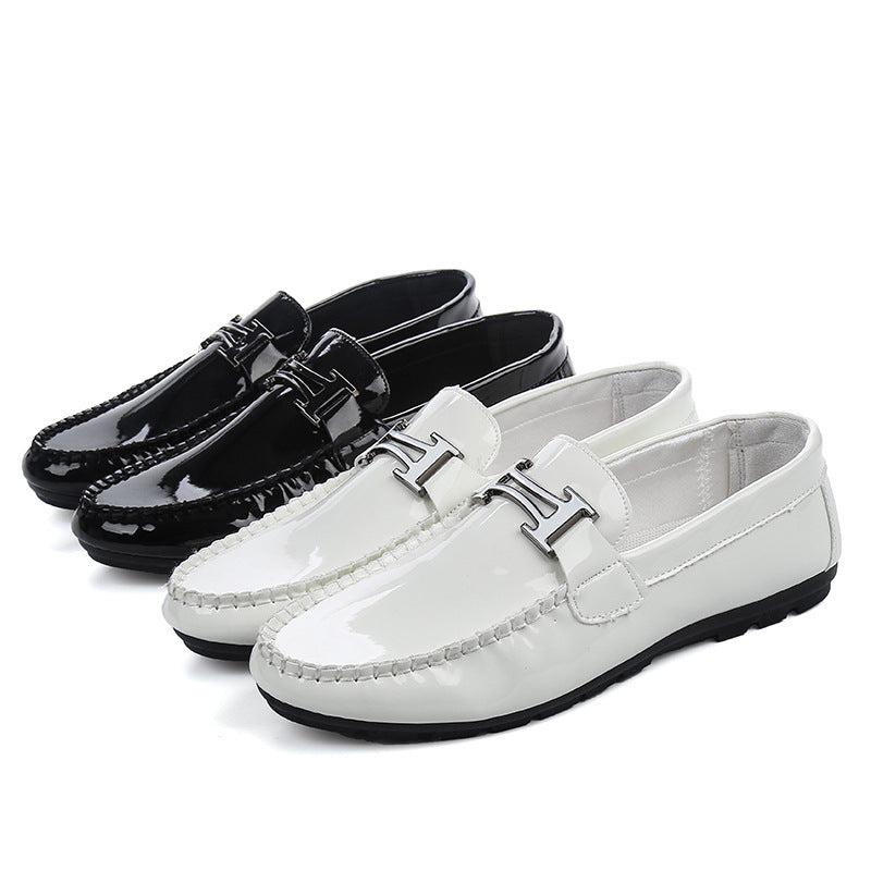 autumn new men's shoes Korean men's casual shoes