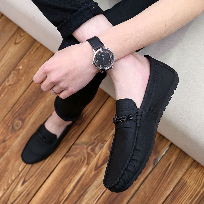 Driving Shoes Social Young Men's Fashion Shoes