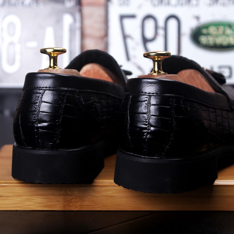 Korean version hairdresser's daily leisure shoes