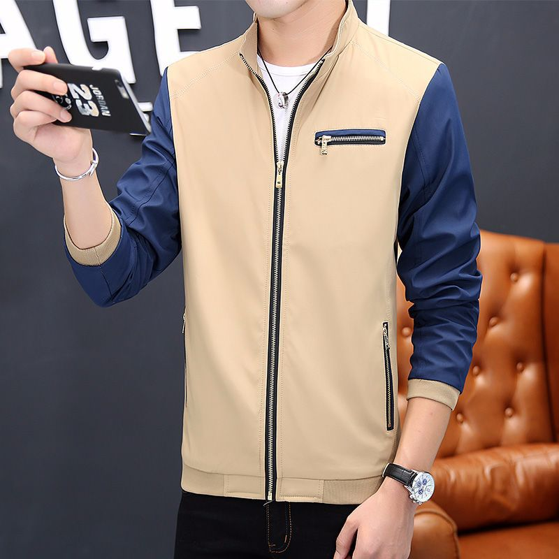 men's thin jacket autumn jacket men's jacket