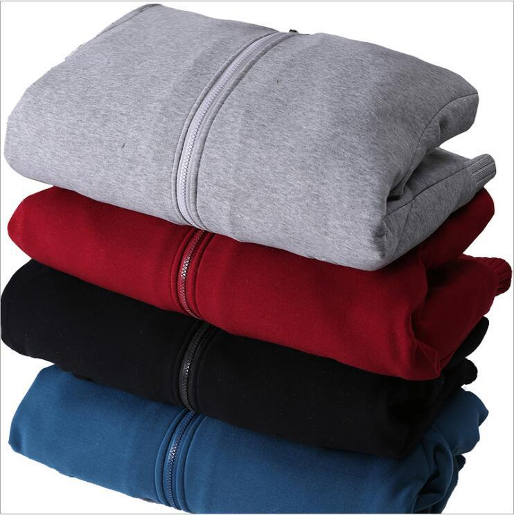 cap autumn winter men's sports plus velvet thickened men's clothing