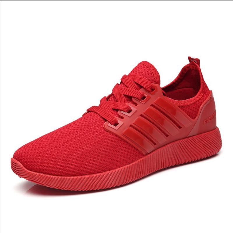 breathable sport shoes
