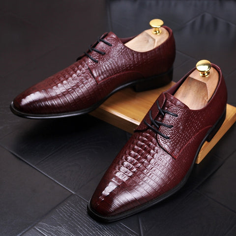 Leather Shoes Increase in England