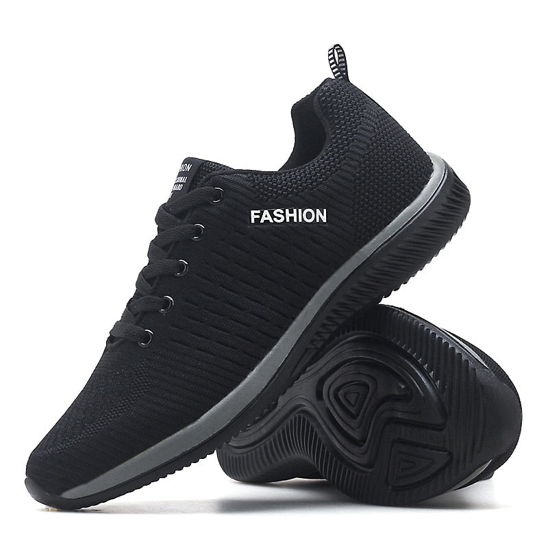 Shoes For Men Sneakers Lace Up Male Trianers Breathable Casual Shoes