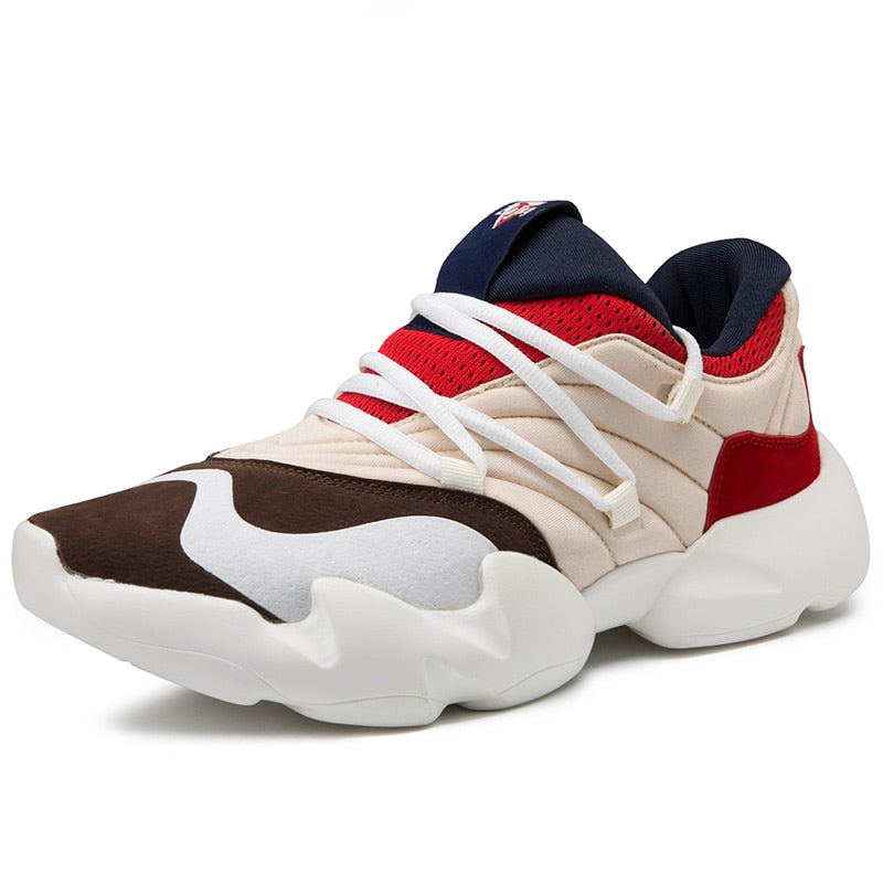 Shoes men sneakers Breathable Fashion Trainers Male Shoes