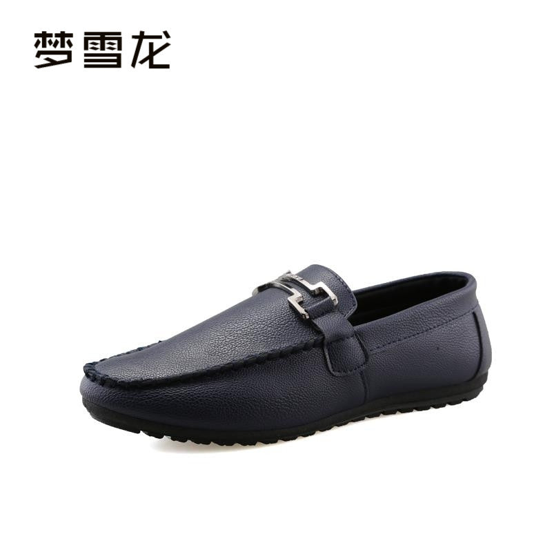 male peddle tease lazy person shoe