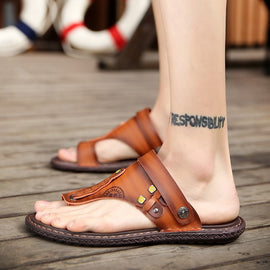 men sandals shoes