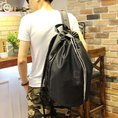 men backpack