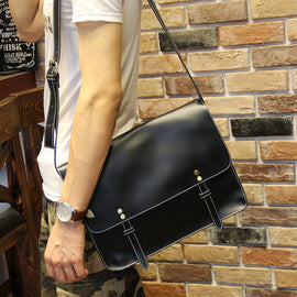 men briefcase shoulder bag