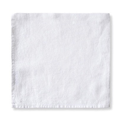 Washed Linen Napkins | Table | Fork + Rose: Home and Table Decor