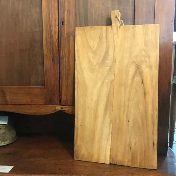 Rustic Farmhouse Wood Cutting Board