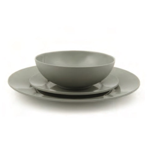 Dry Sage Porcelain Dinnerware Collection | Table | Fork + Rose: Home and Table Decor