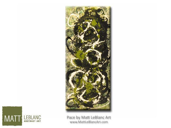 Pace by Matt LeBlanc-12x30