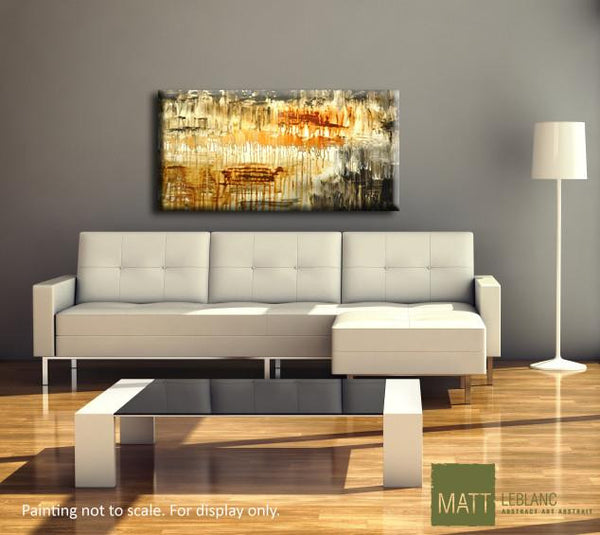 Reality by Matt LeBlanc Art-24x48