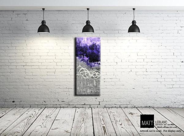 Imagination par Matt LeBlanc Art-16x40