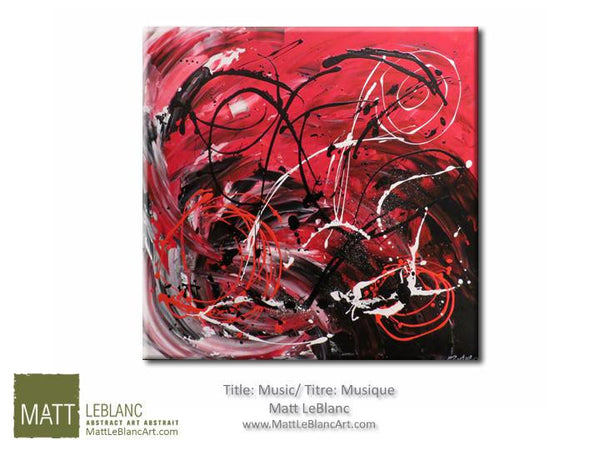 Portfolio - Music by Matt LeBlanc Art