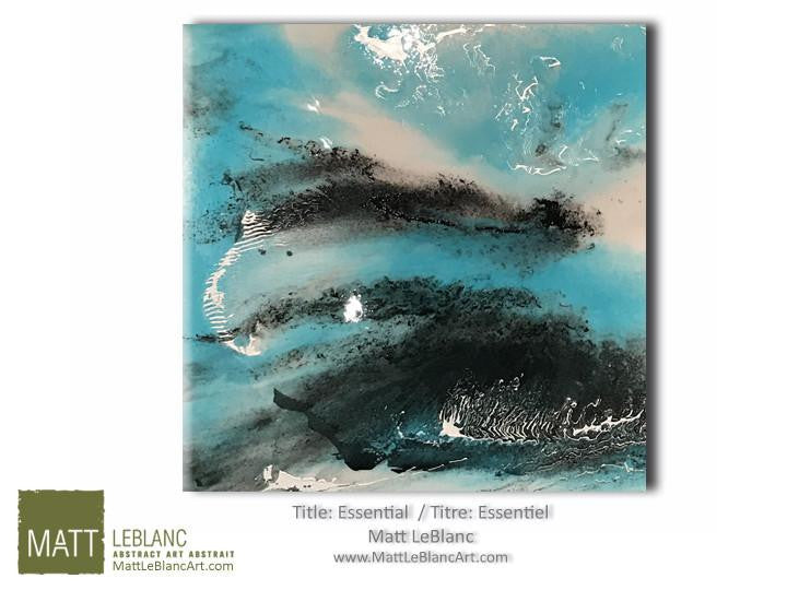 Portfolio - Essential by Matt LeBlanc Art