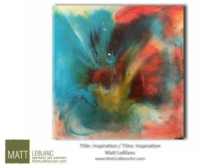 Portfolio - Inspiration by Matt LeBlanc Art