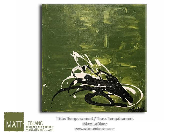 Portfolio - Temperament by Matt LeBlanc