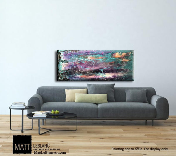 Imaginatif par Matt LeBlanc Art-24x60