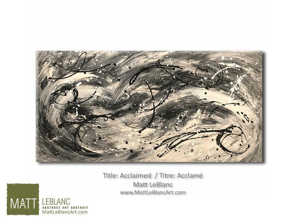 Portfolio - Acclaimed by Matt LeBlanc Art