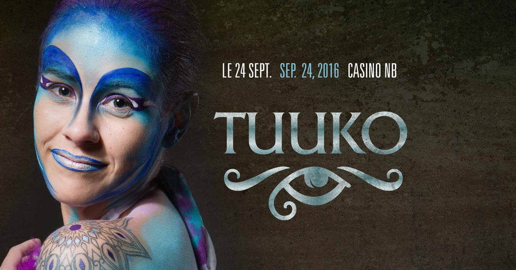 TUUKO Moncton - SPONSOR Tables