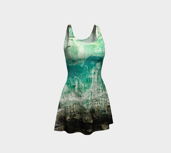 Matt LeBlanc Art Flare Dress - Design 005
