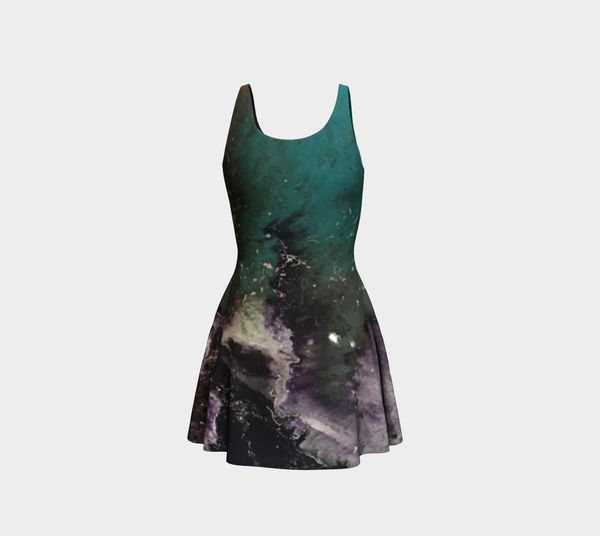 Matt LeBlanc Art Flare Dress - Design 010