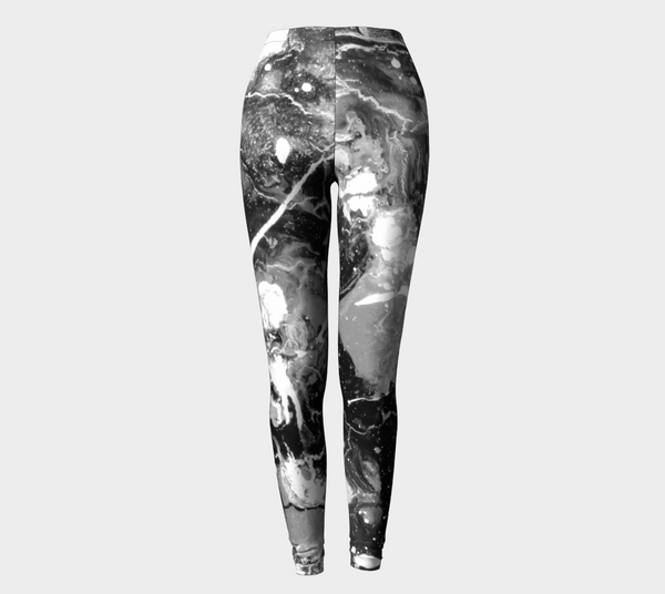 Matt LeBlanc Art Leggings - Design 003